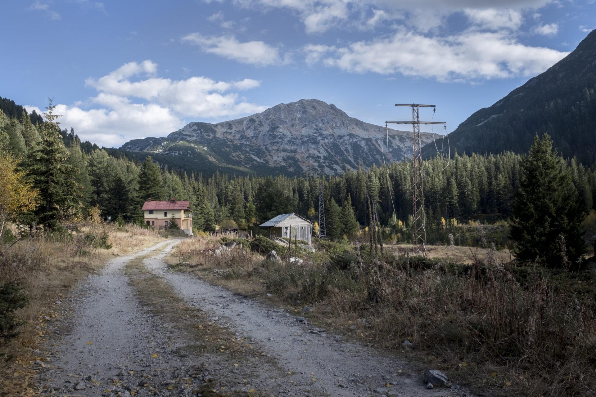 Randonnée des sept lacs, montagne de Rila, Bulgarie, 2017
