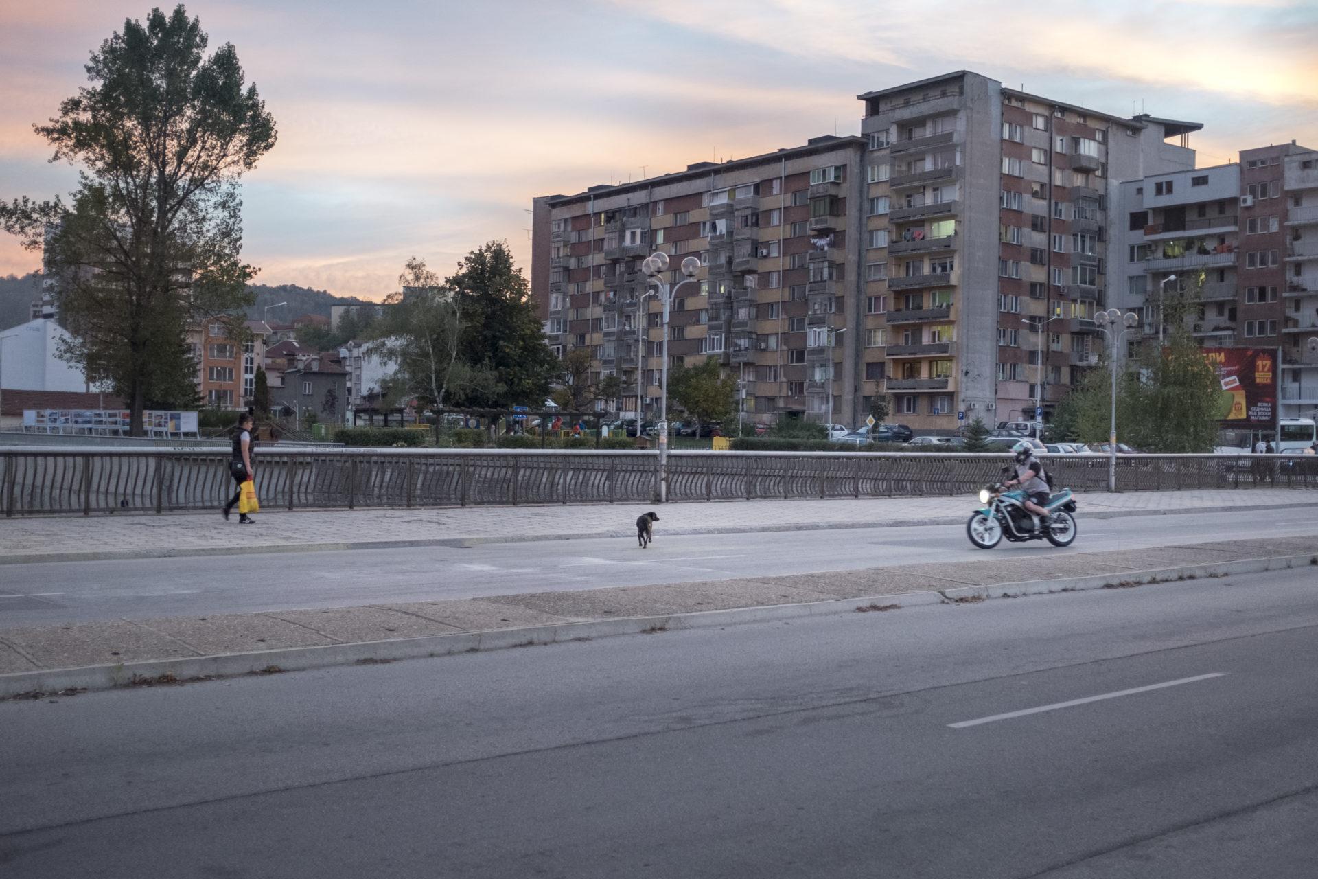 Ville de Gabrovo, Bulgarie, 2017